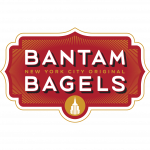 bantam bagels logo