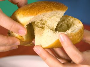 mobious strip bagel