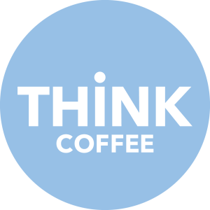 think coffee logo